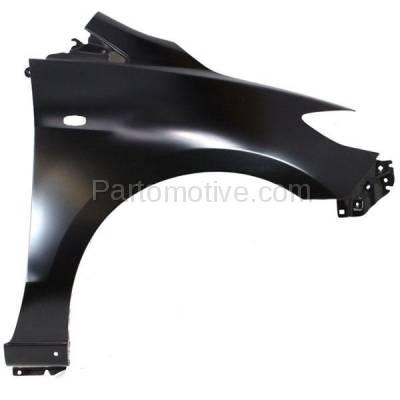 Aftermarket Replacement - FDR-1480R 06-09 Mazda5 Front Fender Quarter Panel Passenger Side RH MA1241158 C23652111C - Image 1
