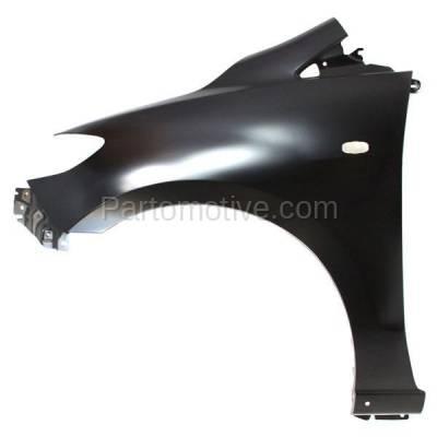 Aftermarket Replacement - FDR-1480L 06-09 Mazda5 Front Fender Quarter Panel Left Driver Side LH MA1240158 C23652211C - Image 1