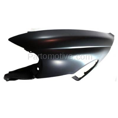 Aftermarket Replacement - FDR-1435L 95-99 Legacy Front Fender Quarter Panel Left Driver Side LH SU1240112 57110AC090 - Image 2