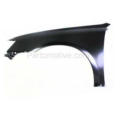 Aftermarket Replacement - FDR-1432L 05-07 Legacy Front Fender Quarter Panel Left Driver Side SU1240124 57110AG05B9P - Image 1