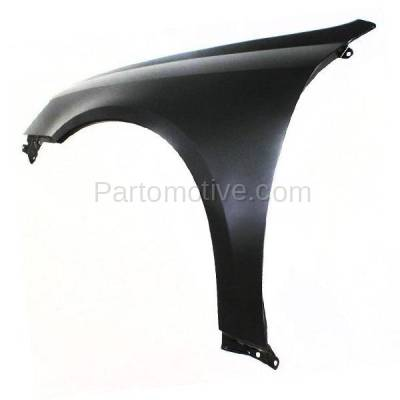 Aftermarket Replacement - FDR-1432L 05-07 Legacy Front Fender Quarter Panel Left Driver Side SU1240124 57110AG05B9P - Image 3