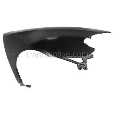 Aftermarket Replacement - FDR-1418R 05-09 LaCrosse Front Fender Quarter Panel Passenger Side RH GM1241322 89023975 - Image 2