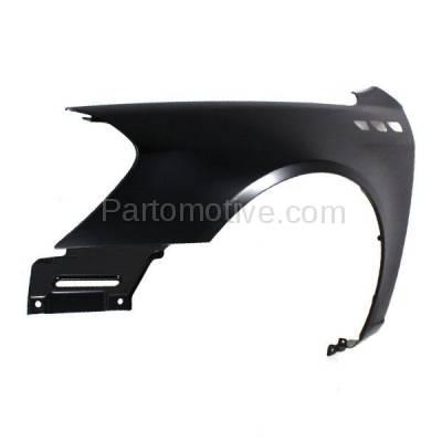 Aftermarket Replacement - FDR-1446L 06-11 Lucerne CX/CXL Front Fender Quarter Panel Driver Side GM1240331 25833737 - Image 2