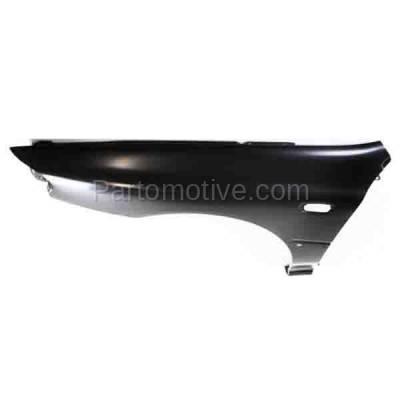 Aftermarket Replacement - FDR-1397L 98-01 Impreza RS Front Fender Quarter Panel Driver Side LH SU1240117 57110FA050 - Image 3