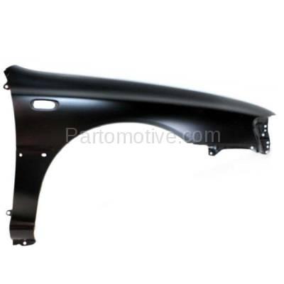 Aftermarket Replacement - FDR-1395R 93-96 Impreza Front Fender Quarter Panel Passenger Side RH SU1241114 57110FA020 - Image 1