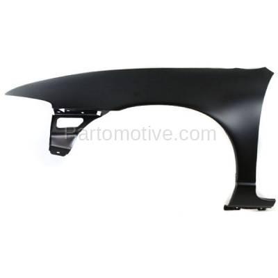 Aftermarket Replacement - FDR-1370L 97-03 Grand Prix Front Fender Quarter Panel Left Driver Side GM1240256 12528521 - Image 1