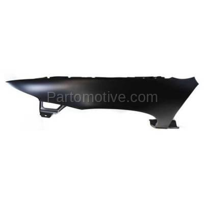 Aftermarket Replacement - FDR-1370L 97-03 Grand Prix Front Fender Quarter Panel Left Driver Side GM1240256 12528521 - Image 3