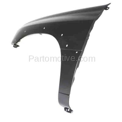 Aftermarket Replacement - FDR-1372L 99-05 Grand Vitara Front Fender Quarter Panel Driver Side SZ1240111 5880065822 - Image 3