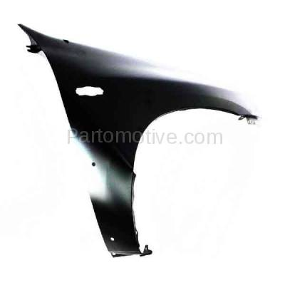 Aftermarket Replacement - FDR-1780R 01-06 Tribute Front Fender Quarter Panel Passenger Side RH MA1241146 EC0152111F - Image 3