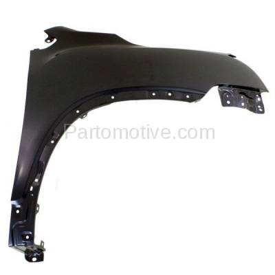 Aftermarket Replacement - FDR-1778R 13-16 Chevy Trax Front Fender Quarter Panel Passenger Side RH GM1241386 95210619 - Image 1
