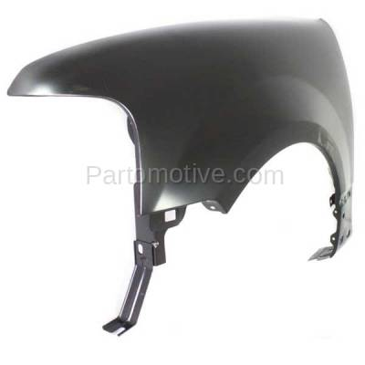 Aftermarket Replacement - FDR-1266L 07-14 Expedition Front Fender Quarter Panel Driver Side LH FO1240255 FL1Z16006A - Image 2
