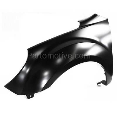 Aftermarket Replacement - FDR-1251L 10-17 Chevy Equinox Front Fender Quarter Panel Driver Side LH GM1240364 22846917 - Image 2