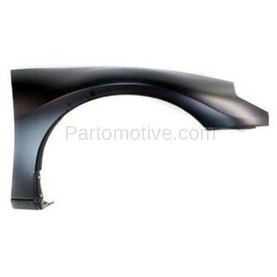 Aftermarket Replacement - FDR-1233R 00-05 Eclipse GT/GTS Front Fender Quarter Panel Right Side RH MI1241142 MR392632 - Image 1
