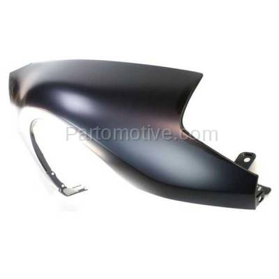 Aftermarket Replacement - FDR-1233R 00-05 Eclipse GT/GTS Front Fender Quarter Panel Right Side RH MI1241142 MR392632 - Image 2
