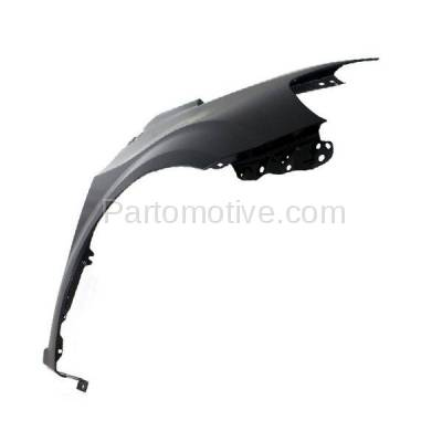 Aftermarket Replacement - FDR-1700R 12-16 Chevy Sonic Front Fender Quarter Panel Passenger Side GM1241374 95473426 - Image 2