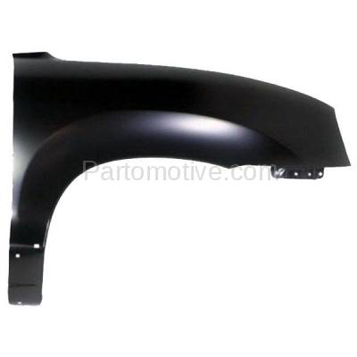 Aftermarket Replacement - FDR-1653R Front Fender Quarter Panel Right Side RH For 01-06 Santa Fe HY1241119 6632126260 - Image 1