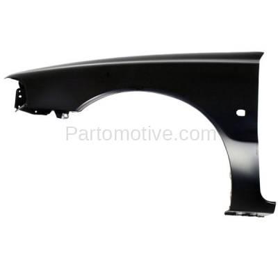 Aftermarket Replacement - FDR-1643L 2000-00 S40/V40 Front Fender Quarter Panel Left Hand Driver Side LH 308023078 - Image 1