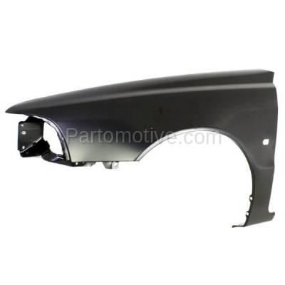 Aftermarket Replacement - FDR-1643L 2000-00 S40/V40 Front Fender Quarter Panel Left Hand Driver Side LH 308023078 - Image 2