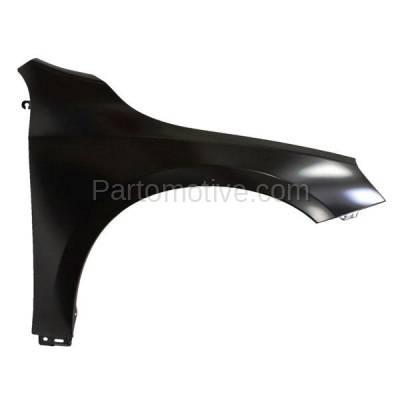 Aftermarket Replacement - FDR-1647R 14-15 S60 Front Fender Quarter Panel Right Passenger Side RH VO1241122 314162090 - Image 1