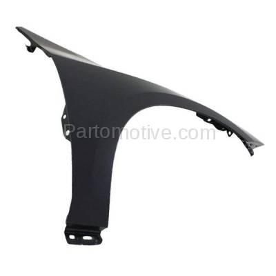 Aftermarket Replacement - FDR-1647R 14-15 S60 Front Fender Quarter Panel Right Passenger Side RH VO1241122 314162090 - Image 2