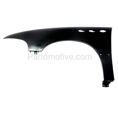 Aftermarket Replacement - FDR-1552L 03-05 Park Avenue Front Fender Quarter Panel Left Driver Side GM1240300 88956399 - Image 1