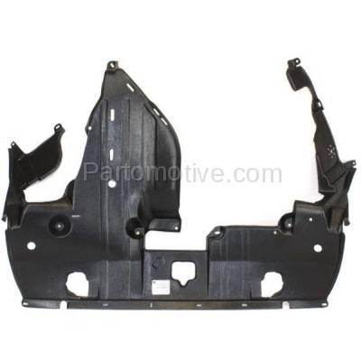 Aftermarket Replacement - ESS-1000 11-12 RL Engine Splash Shield Under Cover Black Plastic AC1228114 74111SJAA03 - Image 1