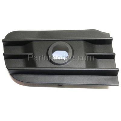 15-16 C-Class Front Bumper Grille Insert Face Bar Filler Driver Side MB1038148