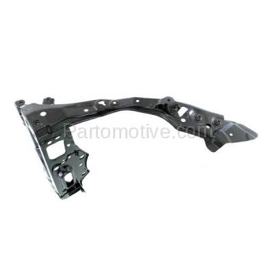 Aftermarket Replacement - RSP-1468R 2016-2017 Lexus IS200t & 2014-2018 IS250/IS350 & 2016-2018 IS300 Front Radiator Support Upper Tie Bar Bracket Panel Right Passenger Side - Image 2