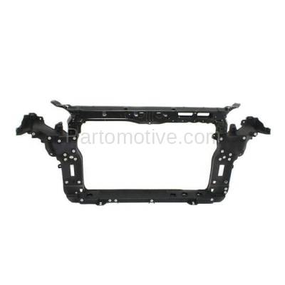 Aftermarket Replacement - RSP-1405 2013-2018 Hyundai Santa Fe Sport (2.0 Liter Engine) Front Center Radiator Support Core Assembly Primed Made of Plastic with Steel - Image 1