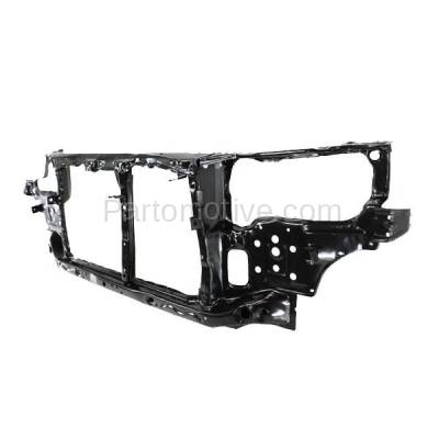 Aftermarket Replacement - RSP-1344 1994-1997 Honda Accord (Coupe & Sedan & Wagon) (2.2 Liter Engine) Front Center Radiator Support Core Assembly Primed Steel - Image 2