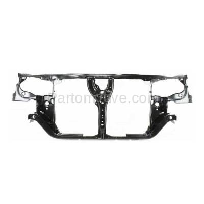 Aftermarket Replacement - RSP-1345 1998-2002 Honda Accord (Coupe & Sedan) (2.3 & 3.0 Liter Engine) Front Center Radiator Support Core Assembly Primed Made of Steel - Image 1