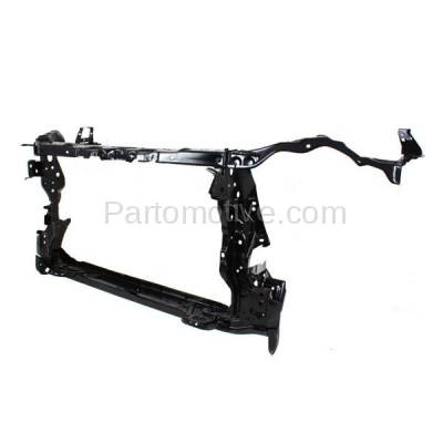 Aftermarket Replacement - RSP-1332 2009-2010 Pontiac Vibe (AWD, Base, GT) Wagon 4-Door (1.8 & 2.4 Liter Engine) Front Radiator Support Core Assembly Primed Steel - Image 2