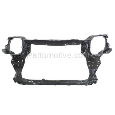 Aftermarket Replacement - RSP-1233 2007-2008 Chevrolet Aveo (Base, LS, LT) 4-Door Sedan (1.6L) Front Center Radiator Support Core Assembly Primed Made of Steel - Image 1