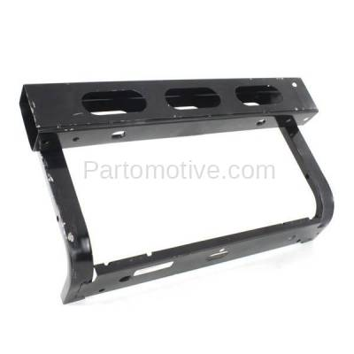 Aftermarket Replacement - RSP-1081 2005-2011 Dodge Ram Dakota Pickup Truck & 2006- 2009 Mitsubishi Raider Front Lower Crossmember Radiator Support Core Tie-Bar Assembly - Image 2