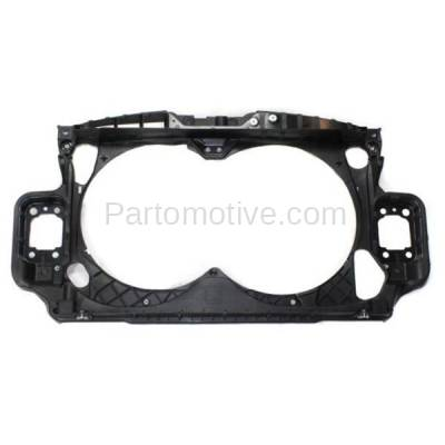 Aftermarket Replacement - RSP-1022 2005-2011 Audi A6 Quattro (Sedan 4-Door) 4.2L Front Center Radiator Support Core Panel Assembly Primed Made of Plastic & Steel - Image 1