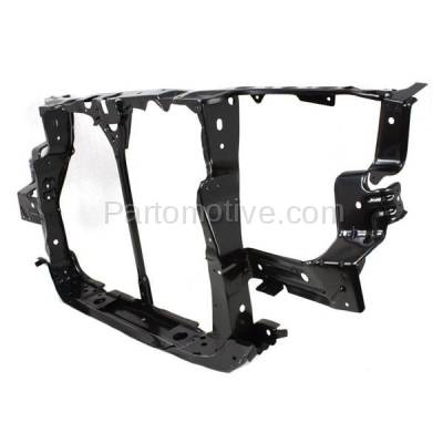 Aftermarket Replacement - RSP-1001 2001-2006 Acura MDX (Base, Touring) 3.5 Liter V6 (Sport Utility 4-Door) Front Center Radiator Support Core & Tie-Bar Assembly Primed Made of Steel - Image 2