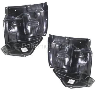 Splash Shield Front Left Side Fender Liner Plastic Front Section for MX-5 MIATA 09-15