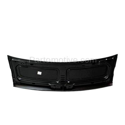 Aftermarket Replacement - HDD-1094 2000-2003 Dodge Ram 1500/2500/3500 (Standard & Extended Cargo/Passenger Van) Front Hood Panel Assembly Primed Steel - Image 3
