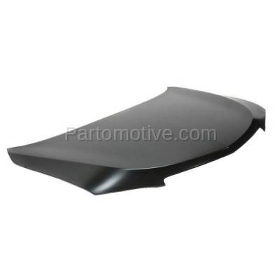 Aftermarket Replacement - HDD-1015 2013-2018 Acura RDX 3.5L Front Hood Panel Assembly Primed Aluminum - Image 2
