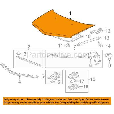Aftermarket Replacement - HDD-1012 2007-2013 Acura MDX 3.7L Front Hood Panel Assembly Primed Aluminum - Image 3