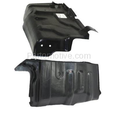 Aftermarket Replacement - ESS-1496L & ESS-1496R 97-04 Diamante Front Engine Splash Shield Under Cover Guard Left Right SET PAIR - Image 3
