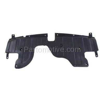 Aftermarket Replacement - ESS-1353C CAPA For Engine Splash Shield Under Cover Undercar For 11-13 Sorento 291101U200 - Image 2