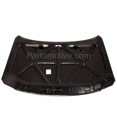 Aftermarket Replacement - HDD-1677 2000-2004 Toyota Avalon (XL & XLS) Sedan 4-Door (3.0 Liter V6 Engine) Front Hood Panel Assembly Primed Steel - Image 3