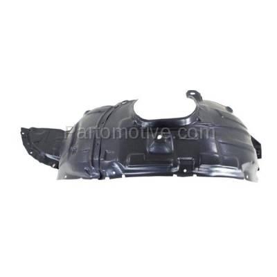 04-06 Mazda 3 Standard Type Right Psngr Inner Fender Splash Shield Liner Driver