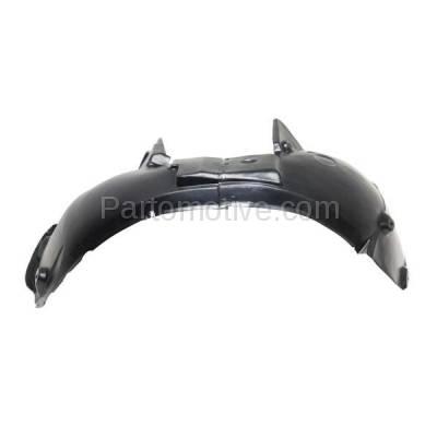 Aftermarket Replacement - IFD-1029R 13-16 A4 Front Splash Shield Inner Fender Liner Panel Passenger Side AU1249128 - Image 1
