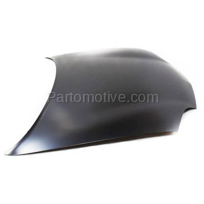 Aftermarket Replacement - HDD-1216 1995-2002 Chevy Cavalier (Base, LS, RS, Z24) (Coupe & Sedan) Front Hood Panel Assembly Primed Steel - Image 2