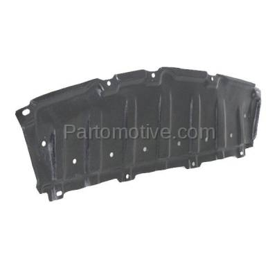 Aftermarket Replacement - ESS-1617C CAPA For 04-09 Prius Center Engine Splash Shield Under Cover Guard 5144747010 - Image 1
