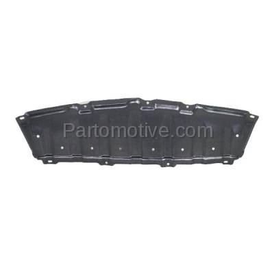 Aftermarket Replacement - ESS-1617C CAPA For 04-09 Prius Center Engine Splash Shield Under Cover Guard 5144747010 - Image 2