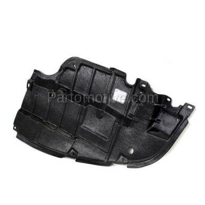 Aftermarket Replacement - ESS-1408LC CAPA For 07-12 ES350 Engine Splash Shield Under Cover LH Driver Side 5144233120 - Image 2