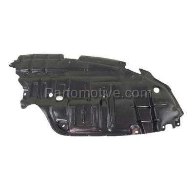 Aftermarket Replacement - ESS-1594LC CAPA For 13-15 Avalon Front Engine Splash Shield Under Cover Left Driver Side - Image 1